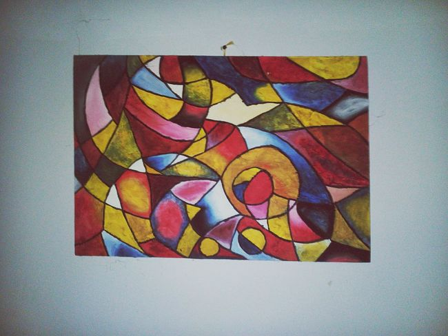 Arte Pintura óleo Lienzo OleoSobreLienzo ArteAbstracto Pintura Pared Hello World Open Edit Fotos Populares