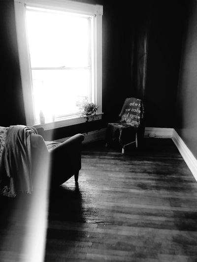 a new beginning A New Beginning Living Room Domestic Room Home Interior Domestic Life Window Hardwood Floor Sunlight Absence