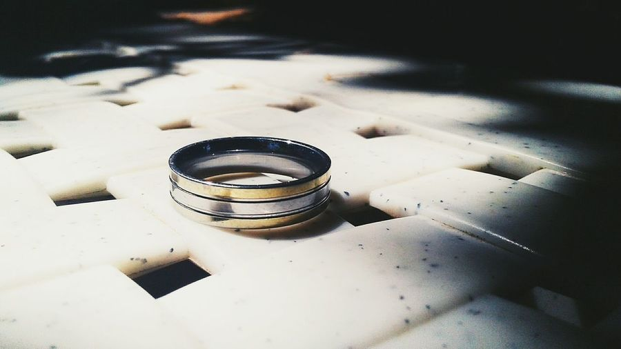A ring that is lonely, A ring that is alone. First Eyeem Photo