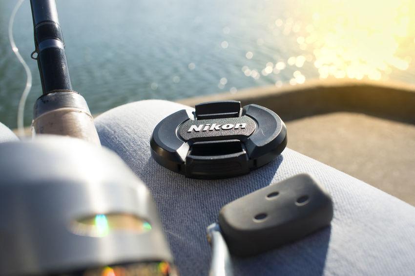 Nikon NikonD3400 Sunlight Fishing Lake Lake View Lens Lenscap Nikonphotography Outdoor Photography Outdoors❤ Photography
