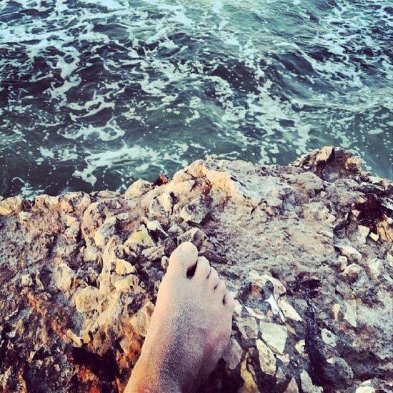 Tunisia Gabes Beach Summer