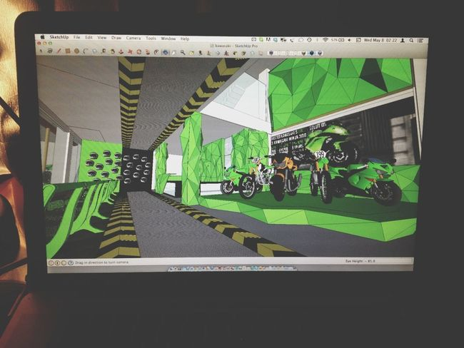 Interior Design Showroom Kawasaki Jheffryswid Design