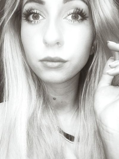 Blond Big Eyes Love ♥ Today's Hot Look Polishgirl Godmorning