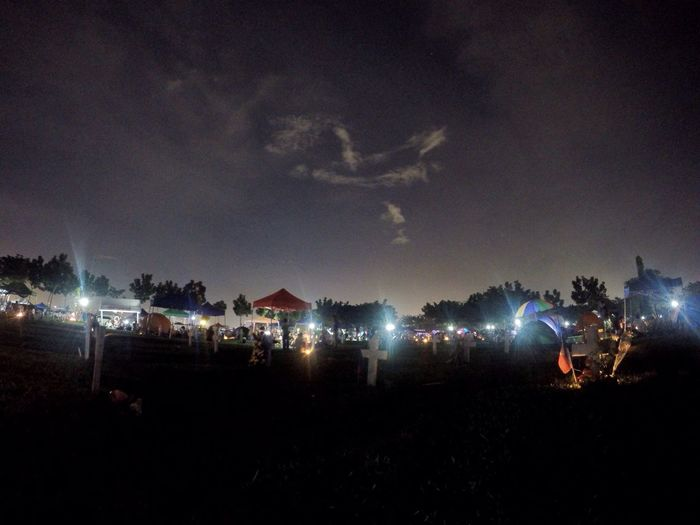 Nightsky Scenery LibinganNgMgaBayani Dark Lightsout Ambiance Eyeem Philippines