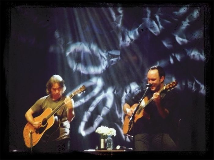 Dave Matthews Band Dave And Tim IPhoneography