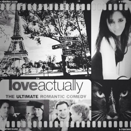 """Suite à l'invitation de @30avril pour le 4thingsaboutme ... Merci Eric ! Favorite place """"Paris, je t'aime""""... Favorite animal...si j'étais un animal, je serais une panthère noire... Favorite movie """"Love Actually"""" car l'amour est partout Hello World"""