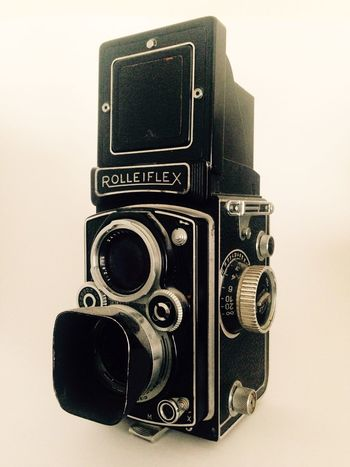Medium Format Camera Vintage Rolleiflex Twin Lens Reflex Super Retro