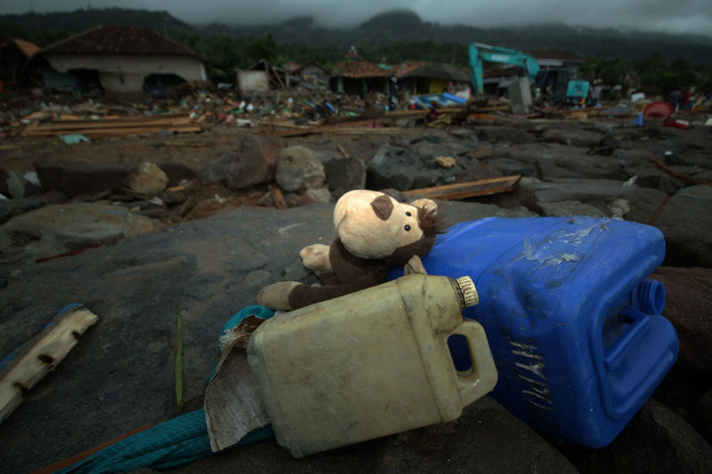 Tsunami Aftermath in Lampung, Indonesia Toy Stuffed Toy Representation Abandoned Teddy Bear No People Day Focus On Foreground Nature Architecture Land Damaged Obsolete Outdoors Art And Craft Built Structure Old Human Representation Softness Tsunami Tsunami Disaster Lampung INDONESIA