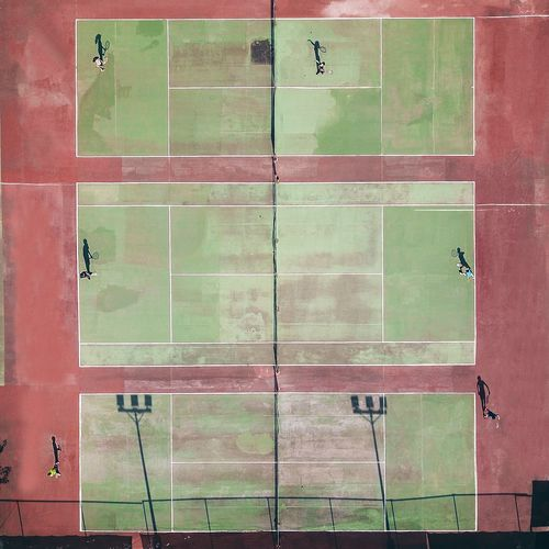 singles The Week on EyeEm EyeEm Best Shots EyeEmNewHere EyeEm Gallery EyeEm Selects EyeEm Masterclass Drone  Dronephotography DJI X Eyeem DJI Mavic Pro Dji Tenis Tennis 🎾 Tenniscourt Tennis Player Tennis Practice Court Directly Above Pattern Architecture Close-up Built Structure Green Color