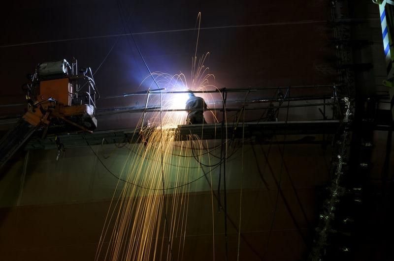Shipyard Metal