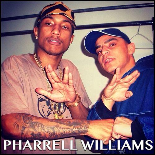 Pharrell Williams Djvlader