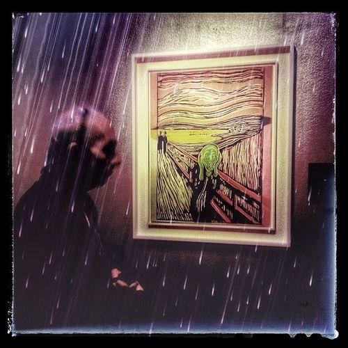 urlo nel silenzio #munchgenova #webstagram #warhol #igerspuglia #instagram #hipstaprint