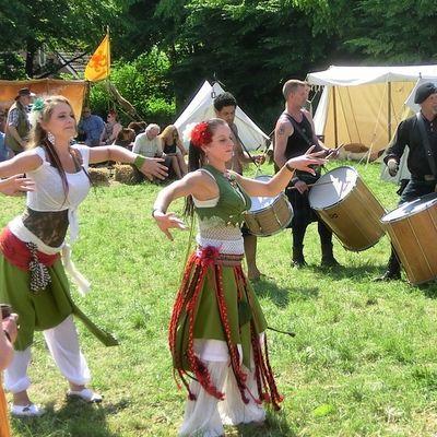 Dance Squad, Keltisch Mittsommer Festival wieder in Neuschanz am 4.-6.Juli 2014