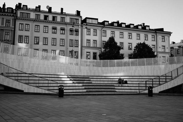 Street Photography Architecture Monochrome SONY A7ii Sony FE 35mm F2.8
