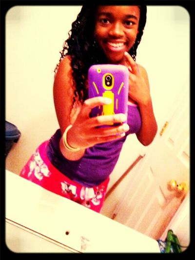 My First Picture up Here (: