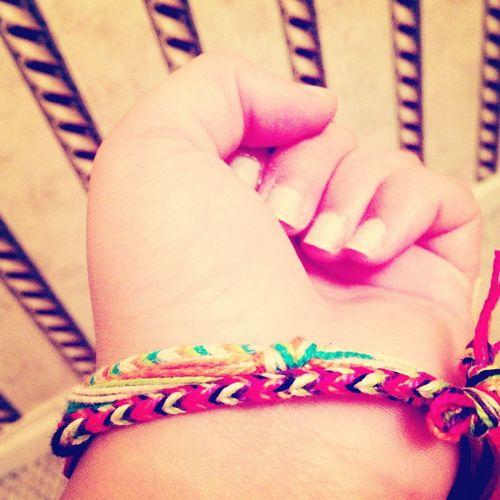 Summer Homemade Bracelets