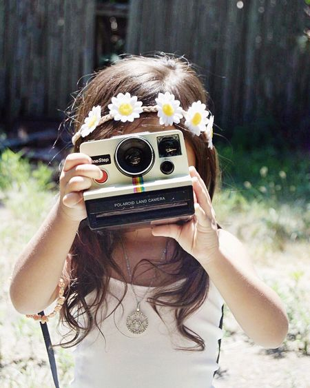 Old-fashioned Retro Styled One Person Beauty Child Portrait Antique Outdoors Nature Day Long Hair Enjoying Life Detroit Posing Bright Fouryearsold Grass Flower Childhood Girl Sunlight Innocence Children Only