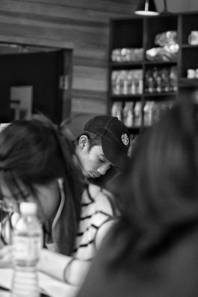 Indoors  People Library Learning Student Sonynex6 Sonynex Sel18105g Youyida Domestic Life Starbuckslover Starbucks Love Starbucksaddict Starbuckstime Starbucksph Starbucks !!! Starbucks! Starbucks <3 Starbuckscoffee Starbucks ❤ Starbucks Coffee Starbucks MonochromePhotography Monochrome Photography Monochrome _ Collection