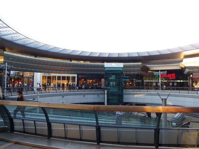 Montpellier : A proximité du centre de Montpellier, découvrez le nouveau quartier d'Odysseum : zone de loisirs et de shopping.