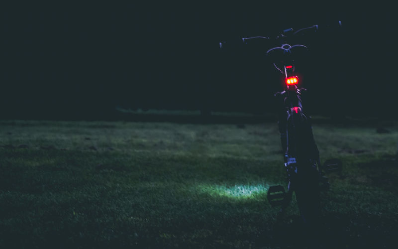 Backlight Bicycle Bicycles Driving Field Focus On Foreground Grass HDR Hdr_Collection Headlight Kerber Light Light And Shadow Lighting Equipment Lights Night Night Lights Nightphotography Red Red Light CyclingUnites