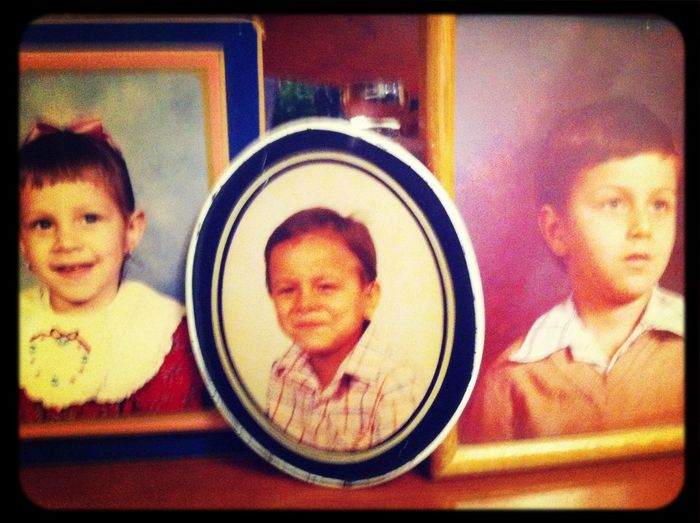 My bros and me in order right richard in the middle abraham and in the left its me :)