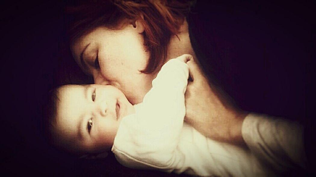 Love Myson Smile Kiss Happy Family Life