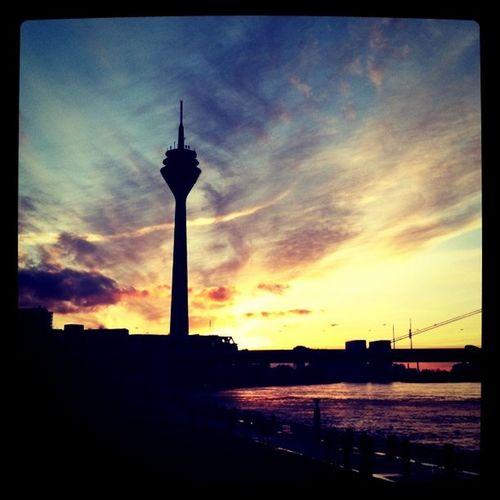 Düsseldorf.