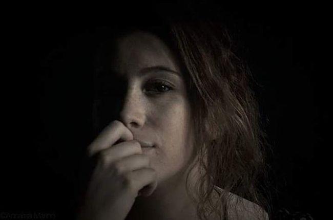 Woman Light Darkness Art Portrait Beauty Poem Nikon
