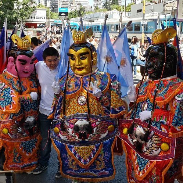 Chinatown Barriochino Belgrano Traveling travel viajando viaje argentina baires buenosaires estacion station gente people