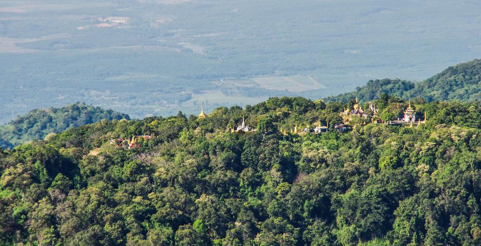 Myanmar Travel Nature Outdoors Backpackers Goldenrock