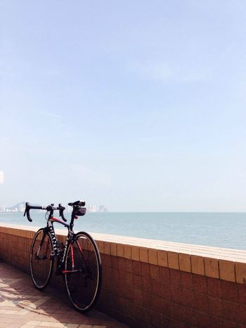 Cycling day Cycling Sea Workout