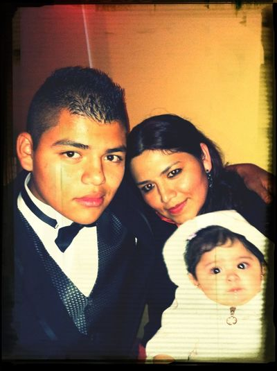 #Me And My Mom And Sister :)