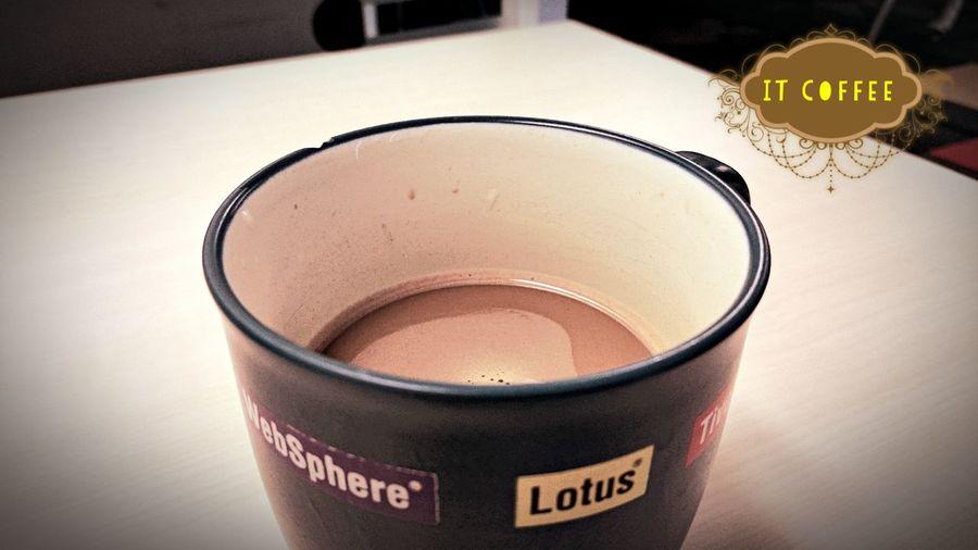 IT Coffee by P4lsoe