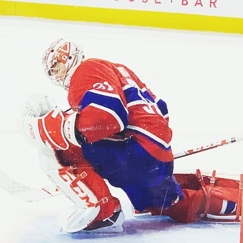 Carey Price Montreal Canadians