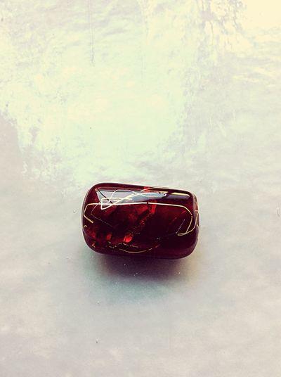Japanese Traditional Handmade Crafts Obidome Gold Leaf Traditional Craft Glass Sash Clip Handmade Jewellery Craft