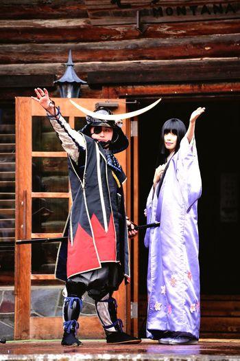 Datemasamune Samurai Daimyo Eos6d