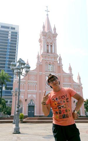 베트남 다낭 '대성당'