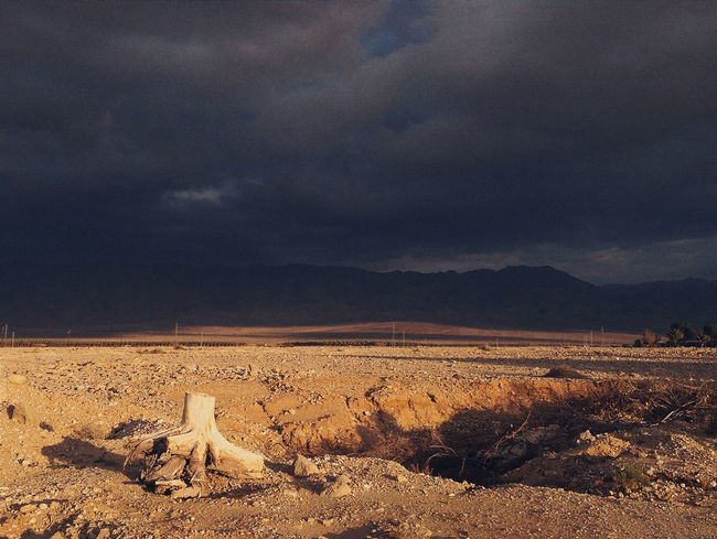 Stormy weather. Mobilephotography Taking Photos Htc One M8 Vscocam Nature Sunlight Skies Desert Beauty