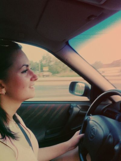My personal driver;)