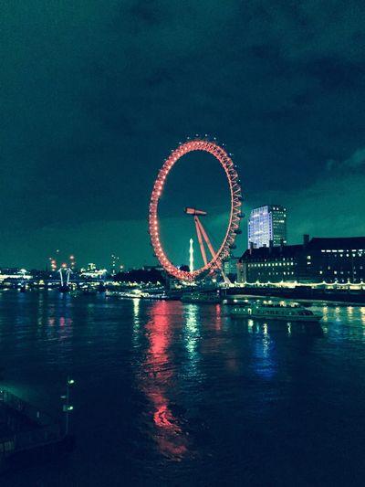 London Eye by
