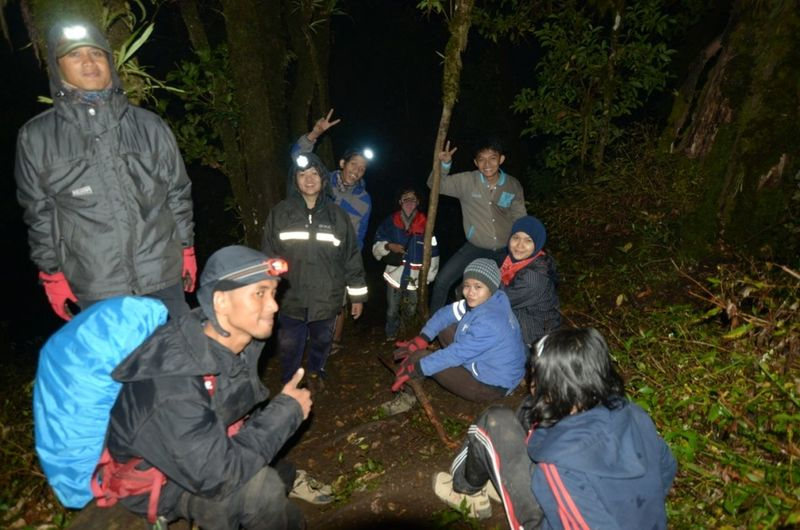Summitattack Mountain Hiking Night
