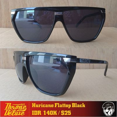 Hurricane Black. Throne39 Fall Catalogue Sunglasses eyeglasses . Online order to : +62 8990 125 182.