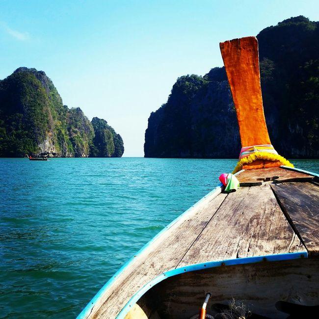 Koh Lanta Island Islandhopping Longtailboat Boat Thailand Traveling Travelingtheworld