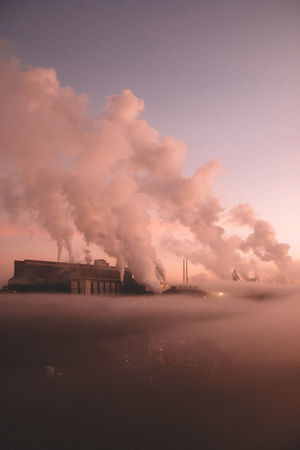 who knew that pollution could look so magical... i found the Cloud Factory Pollution Health Unhealthy Above The Clouds Factory Environment Environmental Conservation Environmental Issues Environment Travel Destinations Urban Outdoors Pink Color Sky On Fire Architecture Sunset Damaged Factory Building City Cloud - Sky Futuristic Sky No People Sunset Built Structure Outdoors Smoke Stack Water Power In Nature Architecture