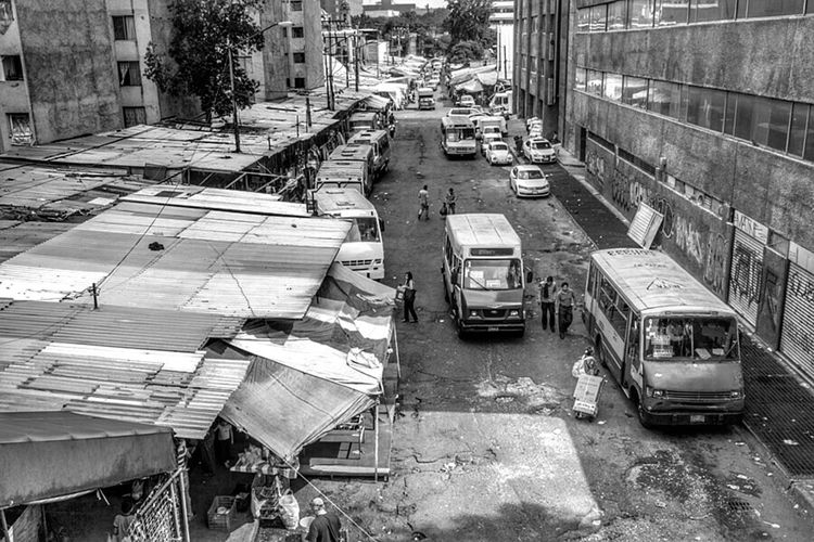 UrbanMelancholic Landscapes Mexico City Urban Decay Blackandwhite MonochromeUrban Exploration Urbex