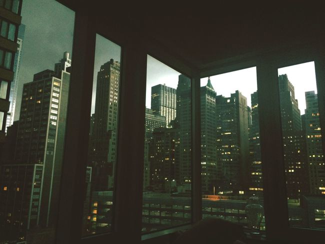NYC Urban Living EyeEmNewHere Downtown District Modern Window Building Exterior Built Structure NYC Photography