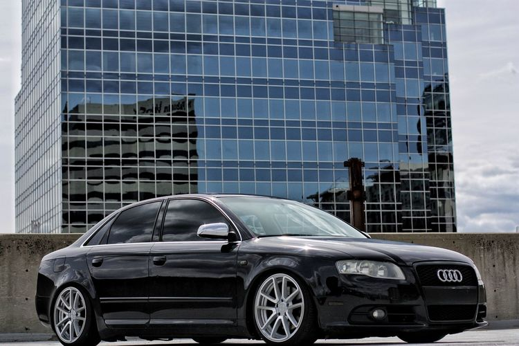 B7 Sline Audi A4 Audi ♡ Audi Nature Architecture Car Staticnation Slammedsociety Rotiform Chemical Guys Buff