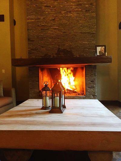 Heat Home Sweet Home Fire