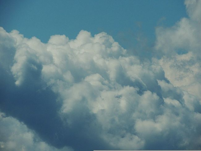 Daydreams Cloud - Sky Sky Blue No People Nature Day Outdoors Close-up Summer Freshness Beauty In Nature