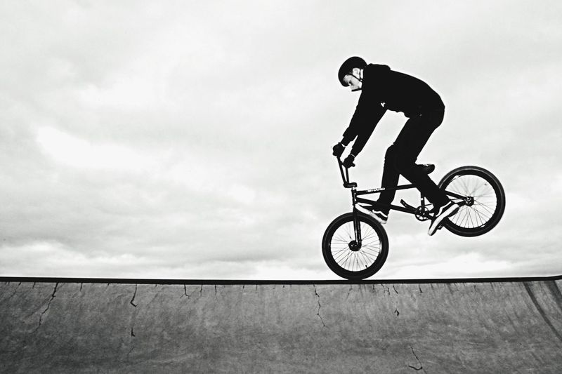 Freestylin' at